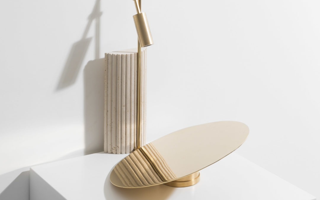 Reflector Table Lamp