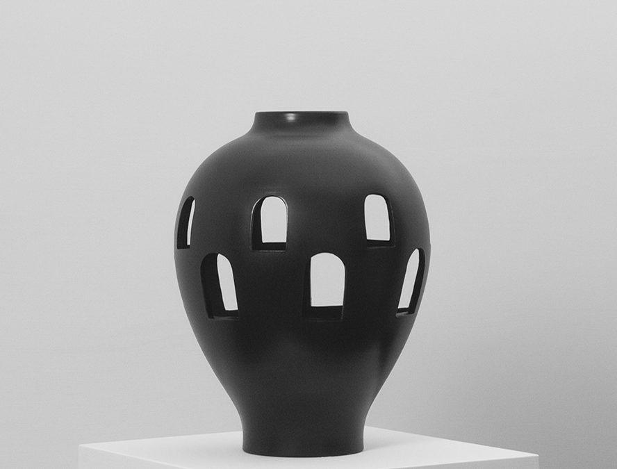 Bucchero 10 Vase