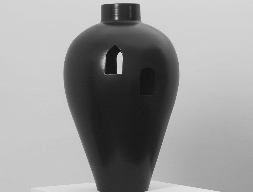 Bucchero 3 Vase