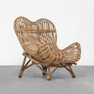 Mod. Gala Armchair