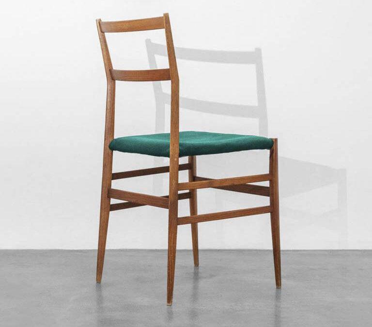 Mod. 699 Superleggera Chairs