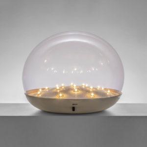 Mod. 604 Moon 69 Table Lamp