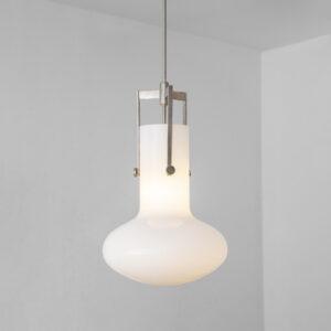Pair of Mod. LP12 A Ceilling Lamps