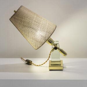 Swiveling Table Lamp