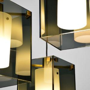 Mod. 2210 Ceiling Lamp