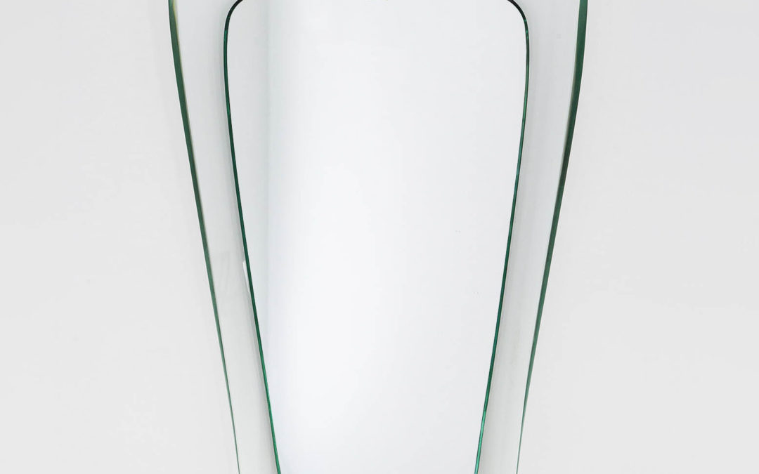 Curved Glass Mirror