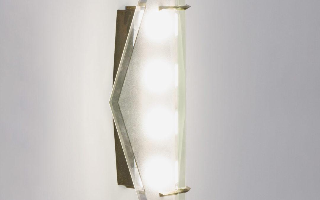 Mod. 1937 Wall Lamps