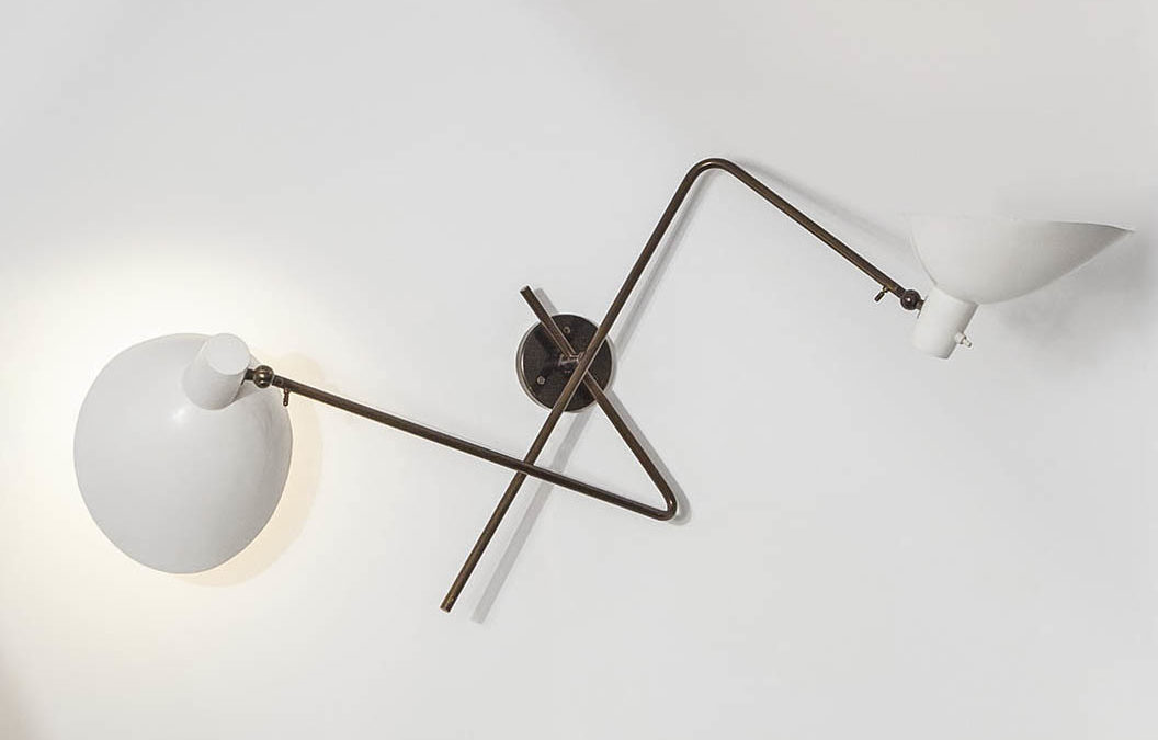 Mod. 190 Wall Lamp