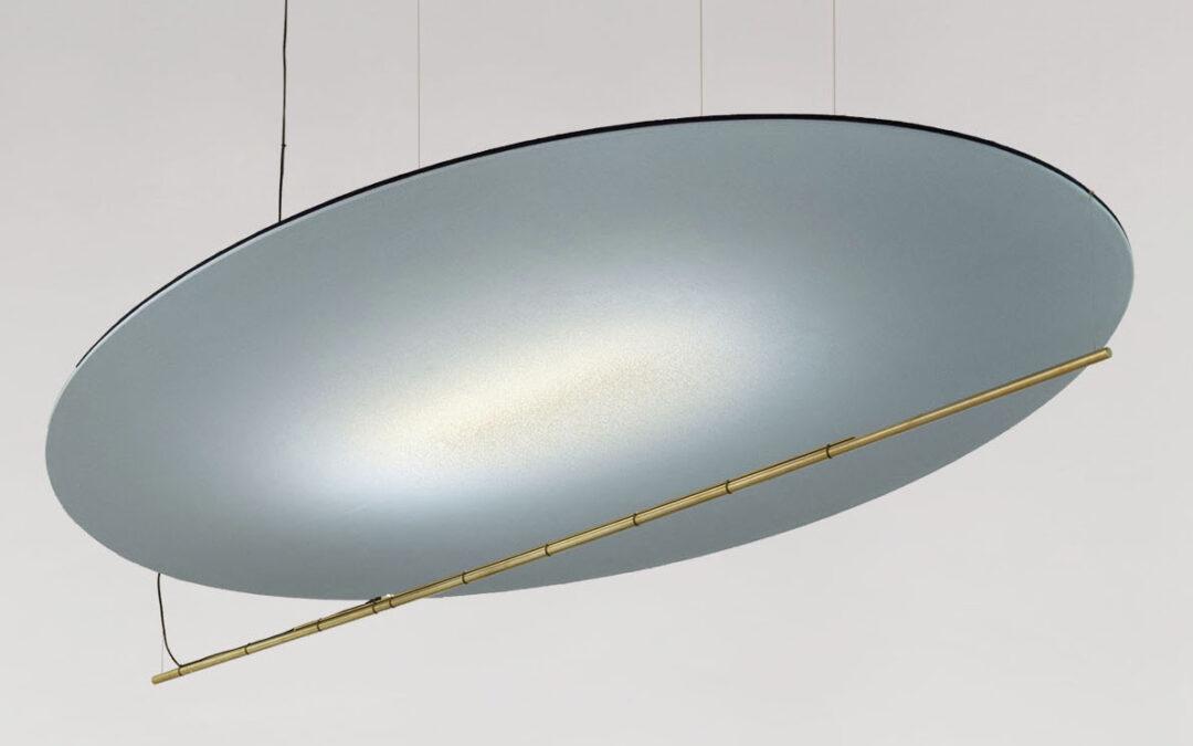 Ellipse Ceiling Lamp