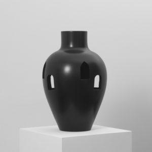Bucchero 6 Vase