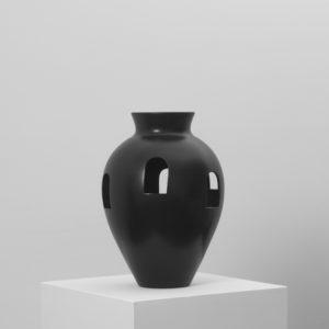 Bucchero 7 Vase