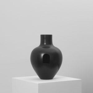 Bucchero 8 Vase
