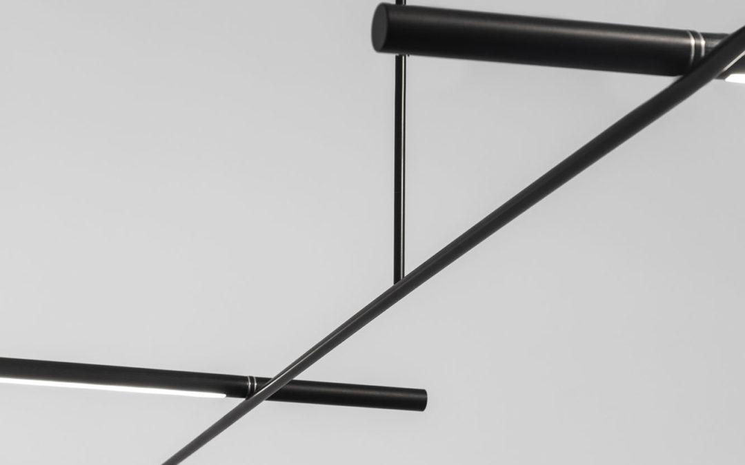Funambolo Ceiling / Wall lamp