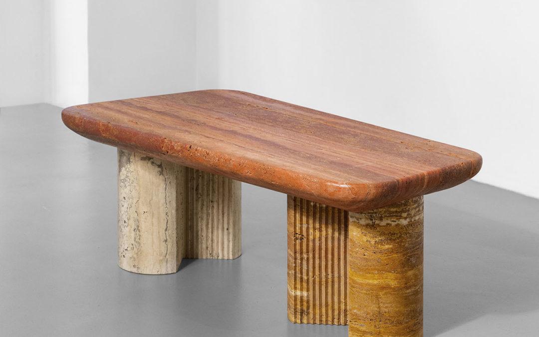 Polychroma Columna Coffee Table