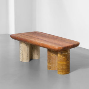 Polychroma Columna Coffee Table