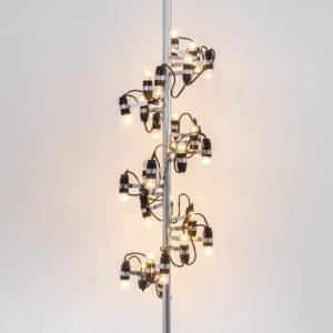 Mod. 226a Alabarda Wall Lamp