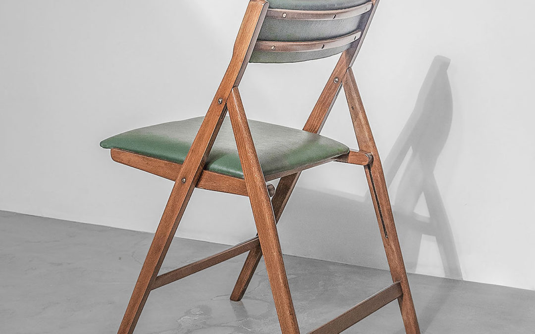 Pair of Mod. Eden Chairs