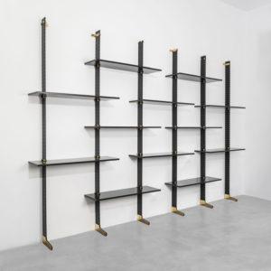 Mod. LIB2 Bookshelf